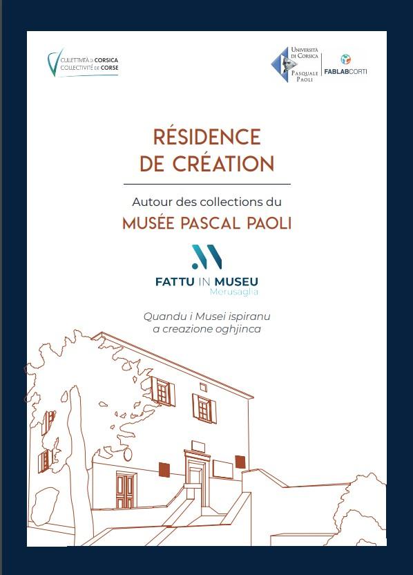 [Fattu in Museu] Un nouvel appel à projet pour les créateurs insulaires