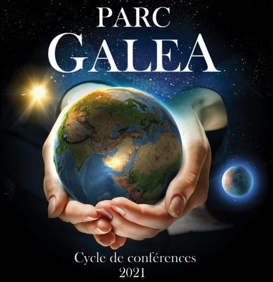 Agenda 2021 des conférences du Parc Galea