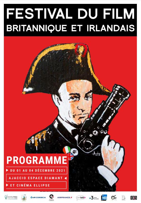 12ème édition du Festival du Film Britannique d'Ajaccio
