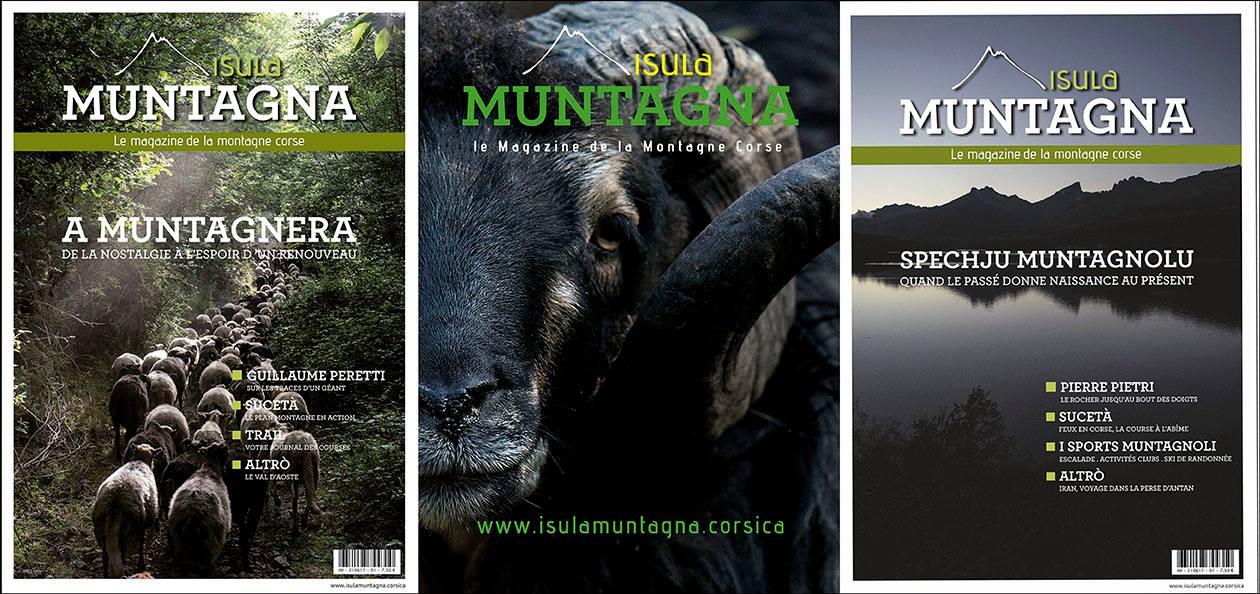 Pierangeli Philippe  - ISULA MUNTAGNA Magazine