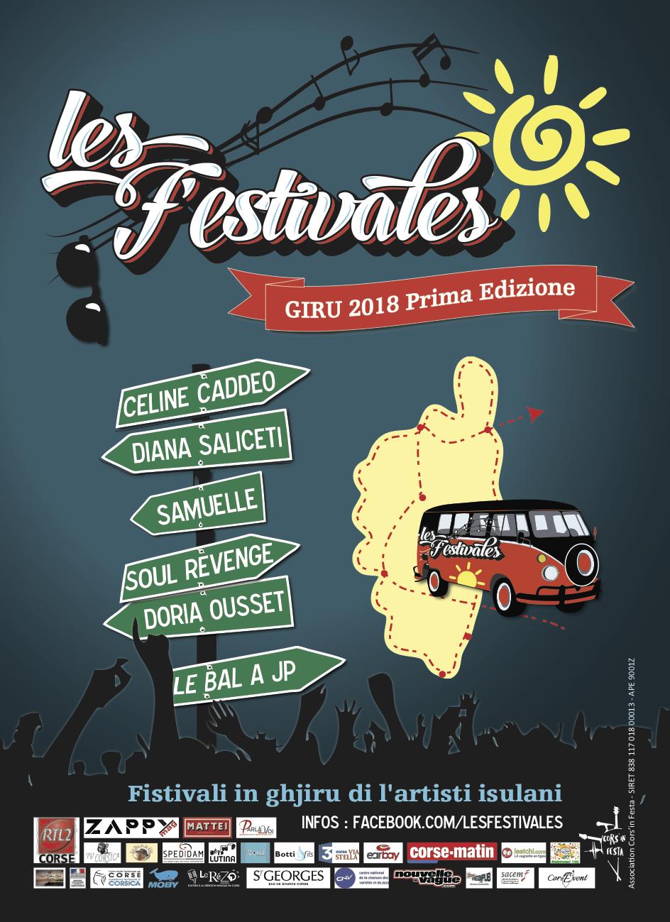 « Les F'estivales » - Cors' In Festa