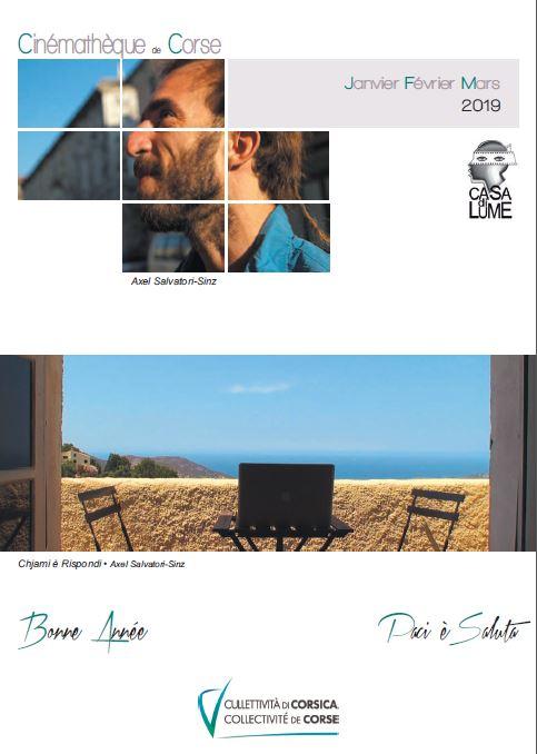 Programmation de la cinémathèque de Corse