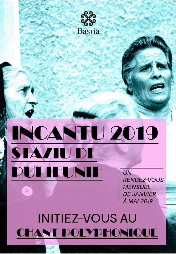 In Cantu 2019 - Staziu di Pulifunie