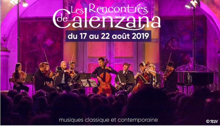 19emes Rencontres de Calenzana