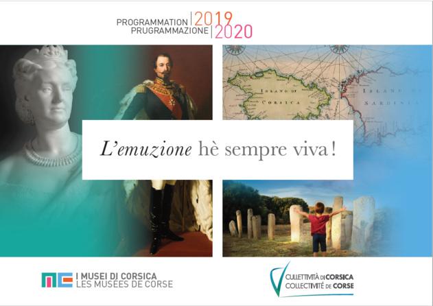Programmation muséale 2019-2020