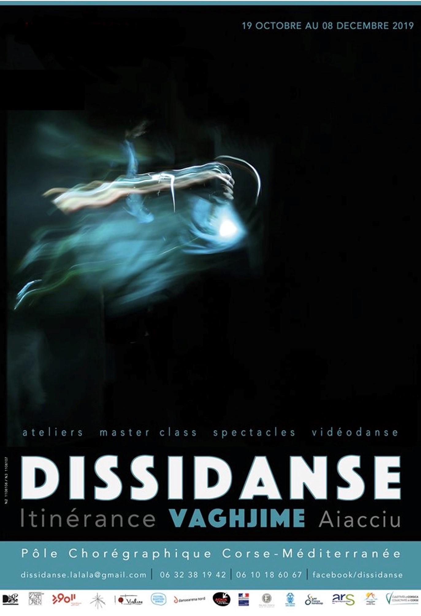 Festival DISSIDANSE Itinérance VAGHJIME