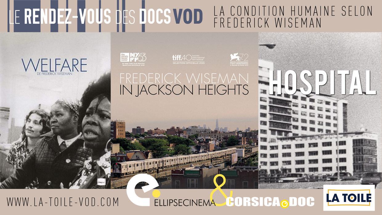 CORSICADOC : Les Rendez-vous des docs en VOD !