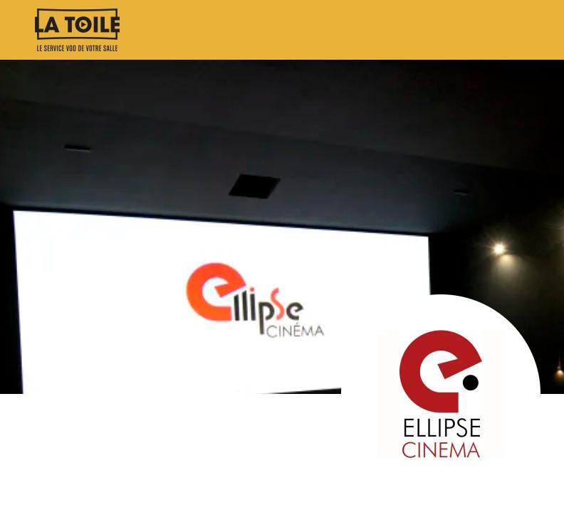 Retrouvez le Cinéma Ellipse sur la plateforme VOD La Toile !