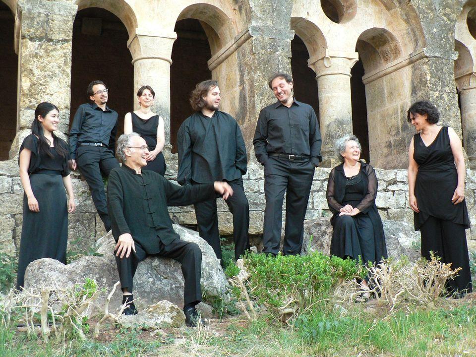 Ensemble Billes Binchois – POUR L'AMOUR DE MA DOUCE AMIE - CNCM VOCE