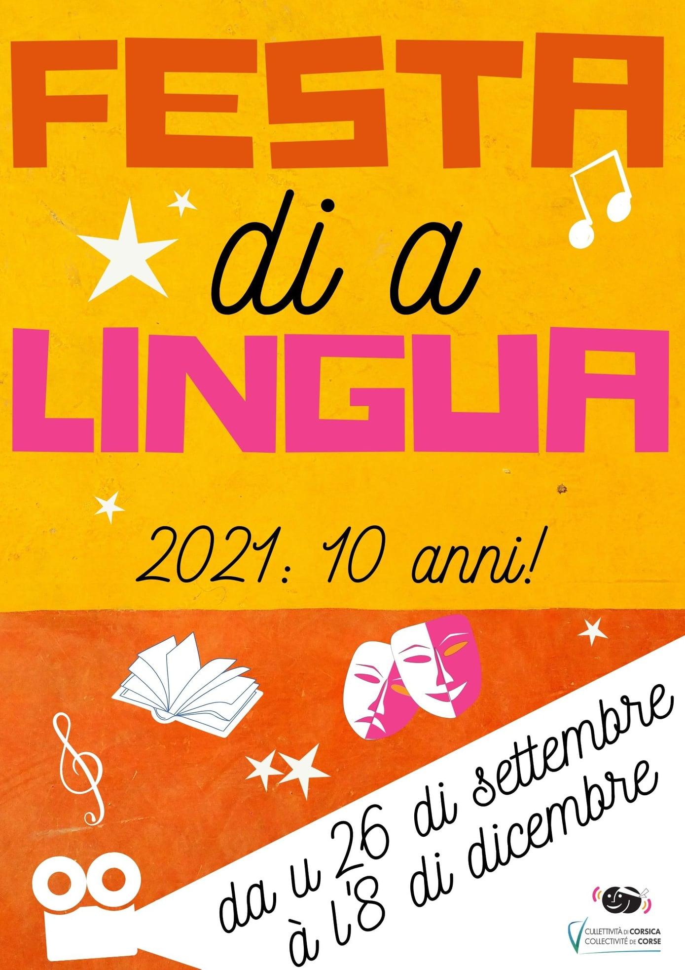 Chjama à prugetti per a Festa di a Lingua corsa