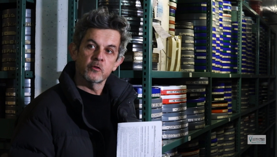 Rencontre avec Thierry de Peretti à la Cinémathèque de Corse • février 2021