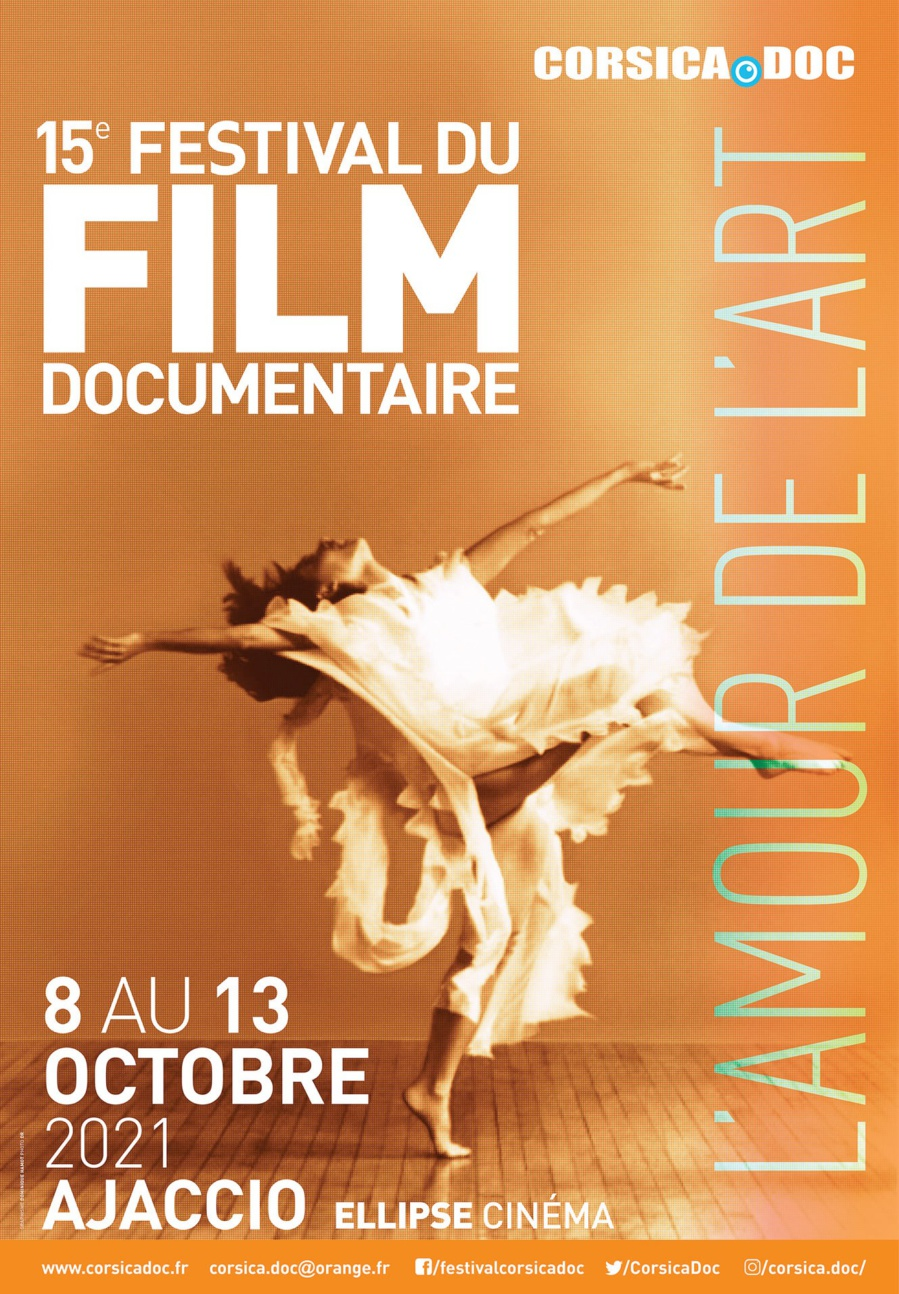 15ème Festival du Film Documentaire - Cinéma Ellipse - Ajaccio