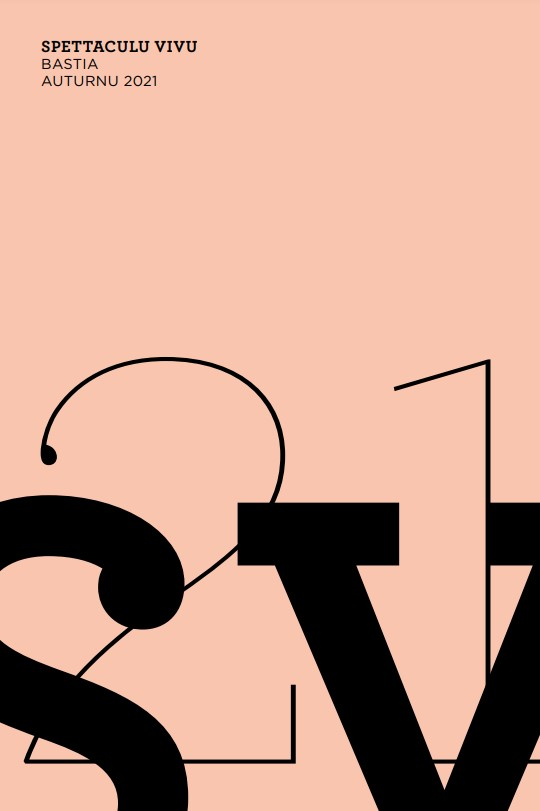 Programmation Culturelle de la Ville de Bastia - Spettaculu Vivu – Auturnu 2021
