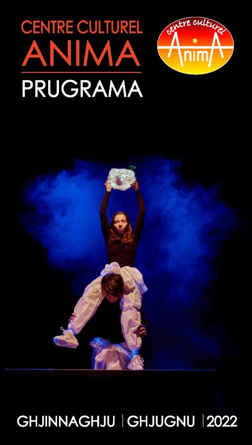 Programmation du Centre Culturel Anima de Septembre à Décembre 2021 - Prunelli di Fium'Orbu