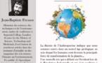 """Conférence """"L'anthropocène"""""""