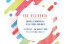 """Fab Residenza - Exposition """"Dentelles végétales : de la forme aux mots"""" - Du 23 au 28 juillet 2018 - Palazzu Naziunale"""