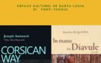 Rencontre littéraire avec 3 écrivains corses