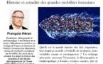 """Conférence de François Héran """"Les migrations"""""""