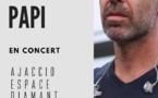 Jean Charles Papi en concert - Espace Diamant Ajaccio