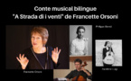 "Tournée ""A strada di i venti"" de Francette Orsoni"