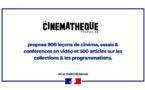 Découvrez les collections de la Cinémathèque Française