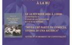 Conférence en ligne : Rencontre d'auteur avec Jean-Luc Luciani