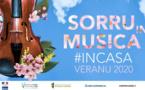 Sorru in Musica #InCasa tous les dimanches à 17H30
