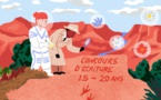 Concours d'écriture d'UNICEF France en partenariat avec Le Livre de Poche