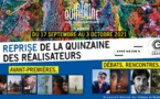 Reprise de la Quinzaine des réalisateurs - Complexe Galaxy - Lecci / Porto-Vecchio