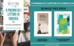 Cérémonie de la remise du Prix des Lecteurs de Corse 2020