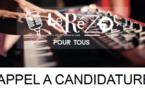 Appel à candidature - Plateau découverte Rezo le 10 et 11 Décembre à l'Alb'Oru- Bastia