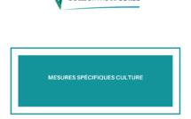 Acteurs culturels découvrez les mesures adoptées dans le secteur de la culture