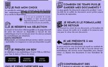 Déconfinement : Un drive pour les médiathèques de la Ville de Bastia !