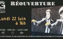 Complexe Galaxy : Réouverture du cinéma le Lundi 22 Juin - Lecci / Porto-Vecchio