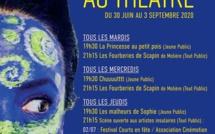 Un été au théâtre par la Cie I Chjachjaroni - Théâtre de plein air / Usine à liège - Porto-Vecchio