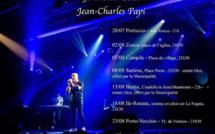 "Jean-Charles Papi - Giru istati 2020 - Tournée live ""Sperà"""