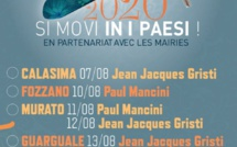 Jazz in Aiacciu 2020 si movi in i paesi !