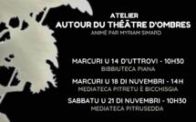 Atelier : autour du Théâtre d'ombres animé par Myriam Simard