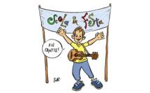 "Sortie de l'album pédagogique ""Eu Cantu"" de ""Scola in Festa"" le 19 Octobre !"