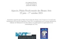 Exposition : Napoléon, Légendes - Palais Fesch-musée des Beaux-Arts - Ajaccio