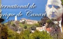18ème édition du Festival International de Chant Lyrique de Canari du 30 Août au 3 Septembre 2021