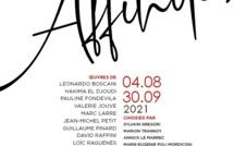 """Exposition """"Affinités"""" proposée par le FRAC de Corse du 4 Août au 30 Septembre"""