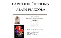 Dernière publication des Éditions Piazzola : Napoléon 2021 - Retours sur image