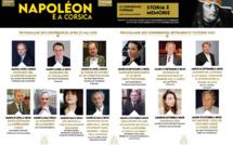 """Second volet du cycle de conférences """"Napoléon et la Corse"""" : Histoire et mémoires - Direct live"""