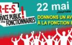 Appel à la grève le 22 mai 2018