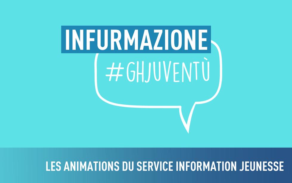 Les animations du service Information Jeunesse