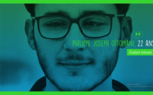 M'impegnu pè l'avvene, è tù ? Philippe-Joseph, 22 anni