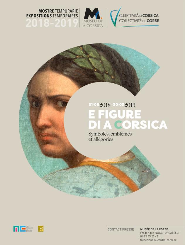 CORTI : Le musée de la Corse - Jean-Charles Colonna - E Figure di a Corsica. Symboles, emblèmes et allégories