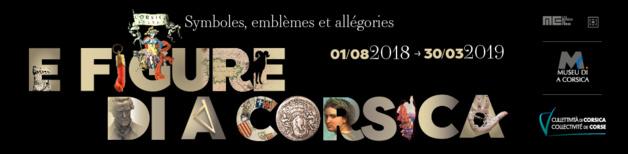CORTI : Le musée de la Corse - Jean-Charles Colonna - Le bandeau corse, installation monumentale de Gabriel Diana