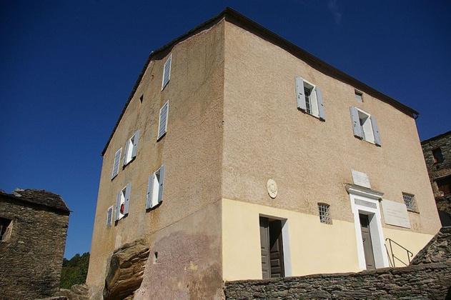 MERUSAGLIA - Maison natale de Pasquale Paoli